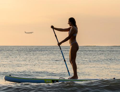 5 סיבות מדוע כדאי לכם לגלוש עם גלשן משוטים